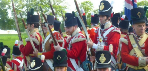 Hoogstraten Bicentenary: Troop Report.
