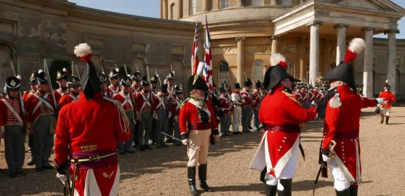 Ickworth House 2015 Troop Report