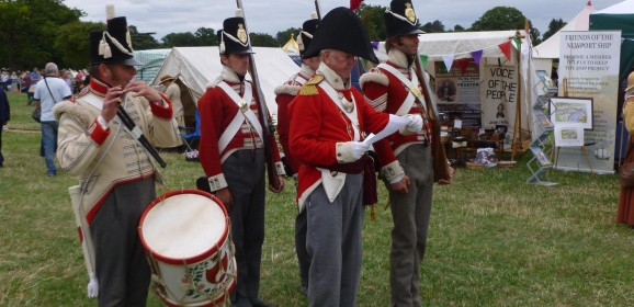 Spetchley Park 2016 – Troop Report