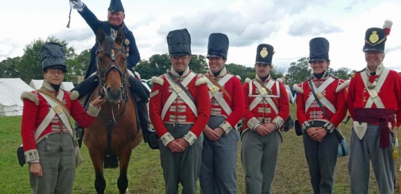 Spetchley Park 2019 – Troop report